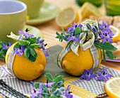 Citrus limon (lemons)