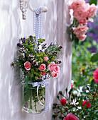 Bouquet of Rose, Origanum, Lavandula, Anethum