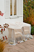 Winter garden furniture