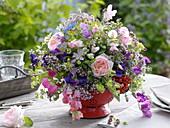 Late summer bouquet from the farmer garden