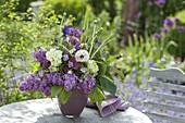 Fragrant spring bouquet 'Quer durch den Garten'