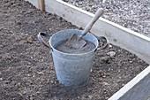 Apply Terra preta as soil activator in spring