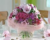 Tie Biedermeier bouquet