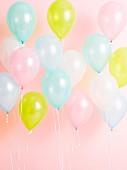 Pastell Balloons