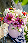 Bouquet Hat, Phlox And Snapdragon