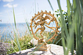 Statue of dancing Hindu god Shiva Nataraja