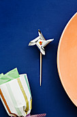 Pinwheel and cracker