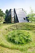Architektenhaus im Garten