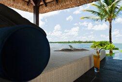 Pavilion at the Hotel Four Seasons Resort Mauritius at Anahita