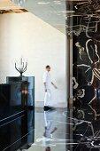 Interior of Hotel Four Seasons Resort Mauritius at Anahita