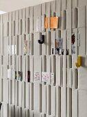 Modern storage wall