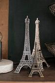 Miniature Eiffel Towers