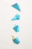 How to make a popcorn bag