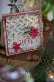 DIY-Weihnachtskarte