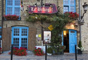 Restaurant Le Bruegel (Bergues, Frankreich)