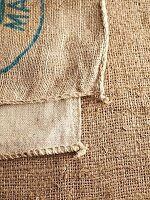 Assorted jute sacks