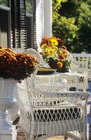 Porch in New England