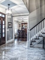 Elegant Foyer
