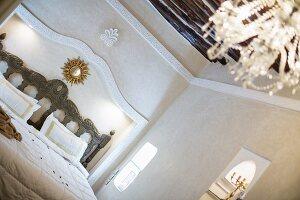 Arabian-style bedroom
