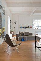 Urban designer loft apartment
