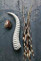 Various decorative items