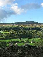 Farmland and woodland (England)