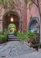 Casa Luna Pila Seca,San Miguel de Allende, Guanajuato, Mexiko