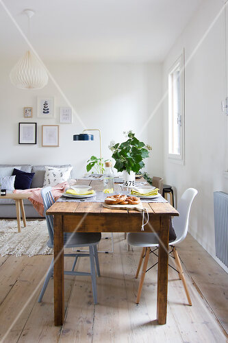 A Scandinavian Flair