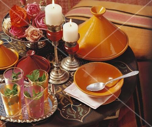 Marokkanischer Tisch