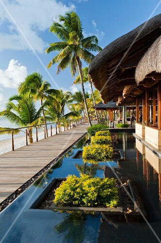 Hotel and Spa Trou Aux Biches in Mauritius