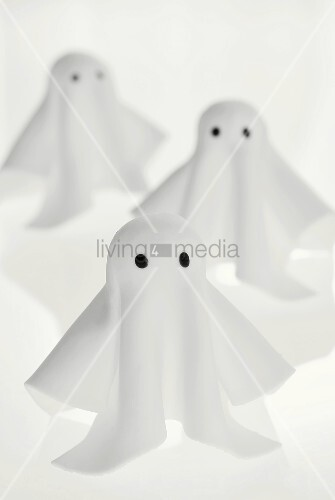 Ghosts for Halloween