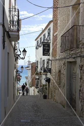 Altstadt von Altea (Spanien)