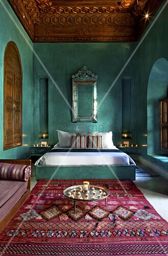 Room 5, El Fenn, Marrakech, Morocco